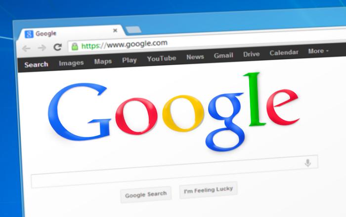 Googleの検索エンジン